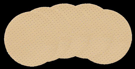 Superpad P für Langhalsschleifer