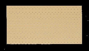 Superpad P gold Delta- und Streifen